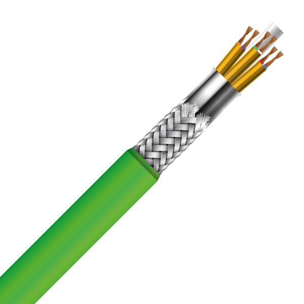 Industrial Encoder Cable Series